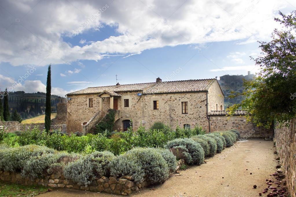 Casa toscana foto stock edimur 35963727 for Toscana house