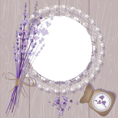 Lavender Background