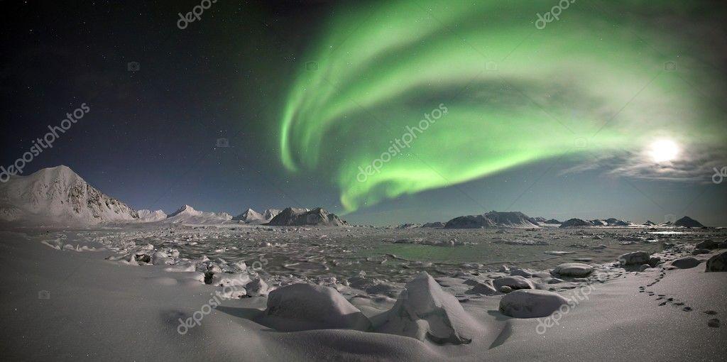 Aurora Borealis - BIG PANORAMA