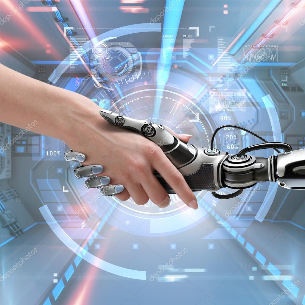 robotique #hashtag