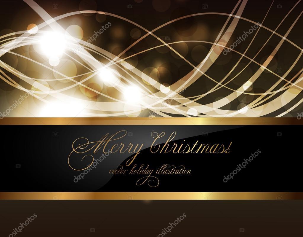 Sfondi Natalizi Eleganti.Vettore Sfondi Natalizi Per Inviti Elegante Sfondo Di Natale Con
