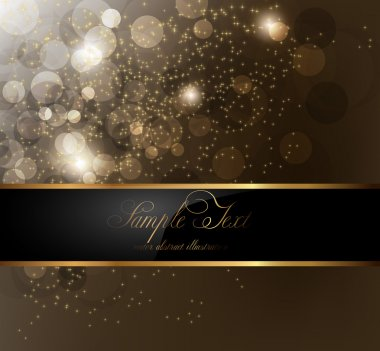 Elegant background with place for text invitation. clip art vector