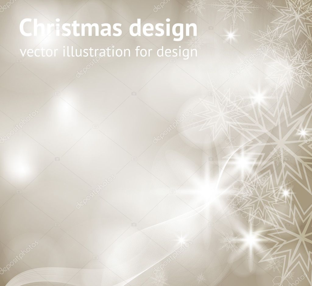 Elegant christmas background with place for new year text invitation elegant christmas background with place for new year text invitation stock vector stopboris Choice Image