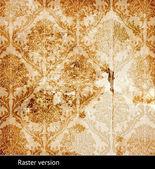 elegantní damaškové pozadí s klasické tapety vzor, poněkud výstřední textury a efekty