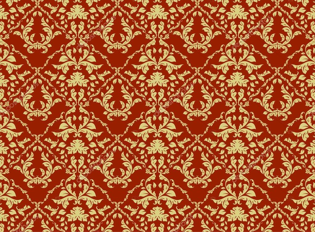 Fondo fondos de papel tapiz elegante fondo de damasco for Papel tapiz de patron para el pasillo
