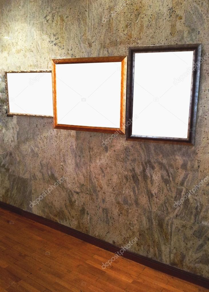marco pared Galería — Foto de stock © MalyDesigner #16877479