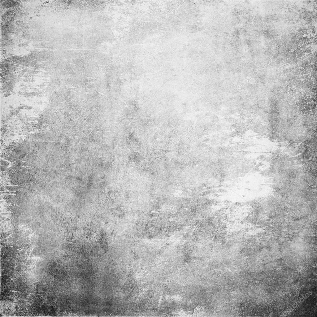 Gray grunge background texture — Stock Photo ...