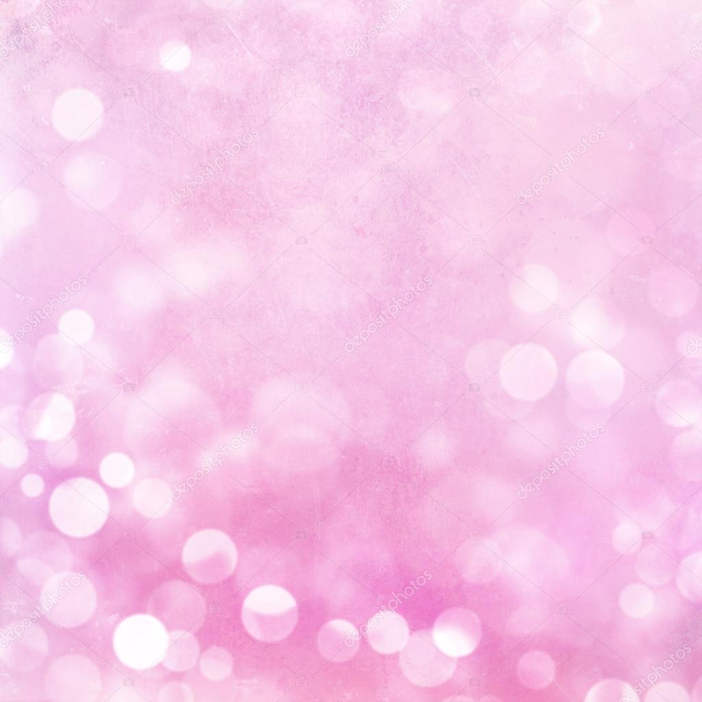 trama di sfondo rosa pastello bokeh — Foto Stock
