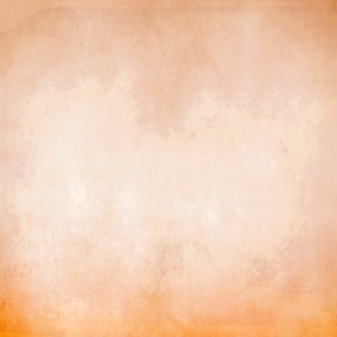 Orange pastel background