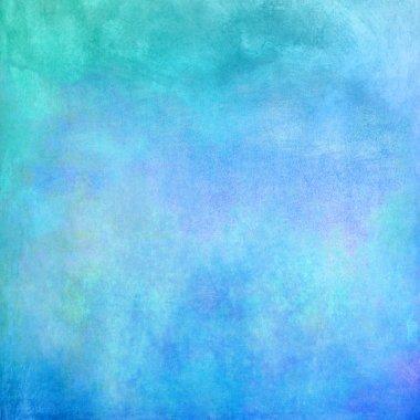 Pastel turquoise background texture