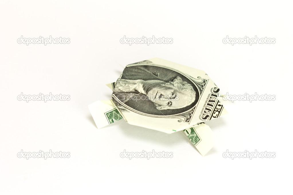 Origami Dollar Ring Flat Diamond Instructions by Cahoonas on ... | 682x1023