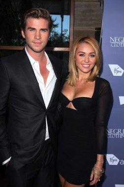 Liam Hemsworth, Miley Cyrus