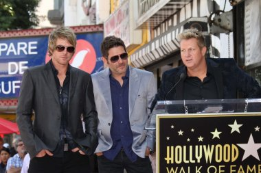 Rascal Flatts, Gary LeVox, Jay Demarcus, Joe Don Rooney