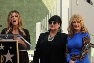 Rita Wilson, Ann Wilson, Nancy Wilson