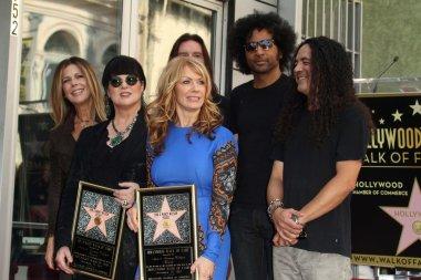 Rita Wilson, Ann Wilson, Nancy Wilson, Alice in Chains