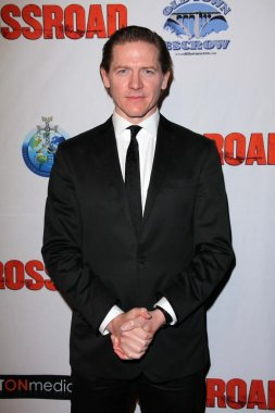 Philip Bulcock at the Red Carpet Premiere for Crossroad, Alex Theater, Glendale, CA 10-14-12