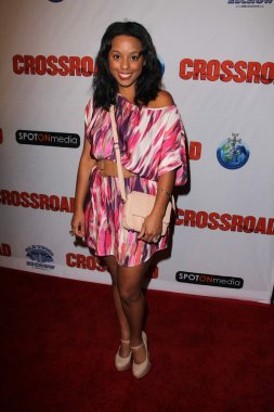 Kongit Farrell at the Red Carpet Premiere for Crossroad, Alex Theater, Glendale, CA 10-14-12