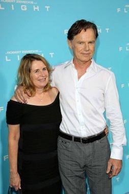 Bruce Greenwood, Susan Devlin at the Flight Los Angeles Premiere, Cinerama Dome, Hollywood, CA 10-23-12