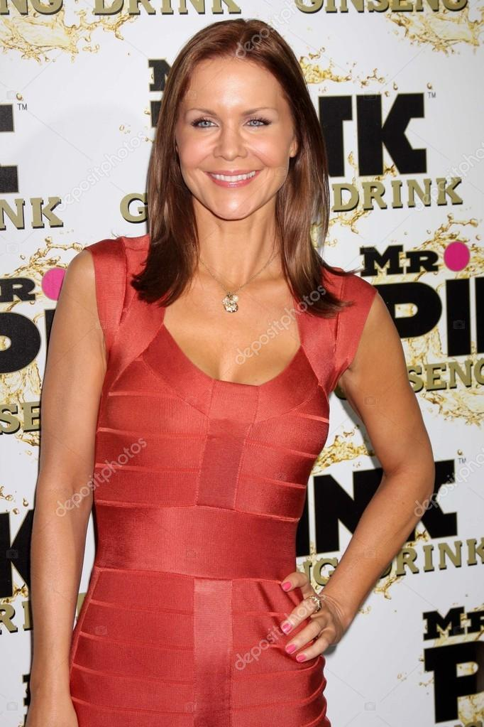 Josie Davis at the Mr. Pink Ginseng Drink Launch Party, Beverly Wilshire Hotel, Beverly Hills, CA 10-11-12