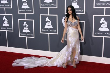Katy Perry at the 53rd Annual Grammy Awards, Staples Center, Los Angeles, CA. 02-13-11