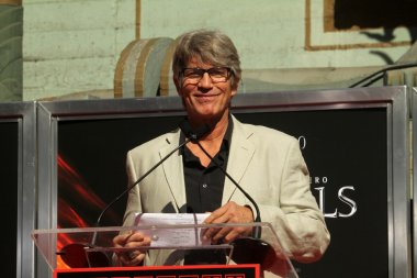 Eric Roberts at a Hand and Foot Print Ceremony for Mickey Rourke, Chinese