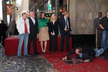 Brad Paisley, John Ratzenberger, Emily Mortimer, Bonnie Hunt, Owen Wilson, John Lasseter
