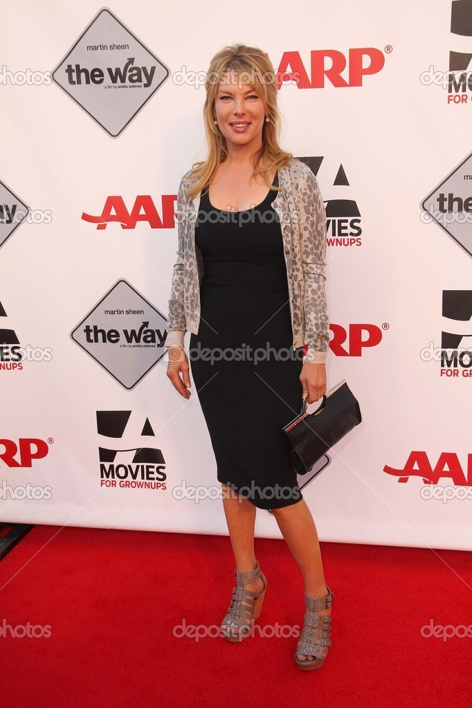 Deborah Kara Unger at the AARP Movies For Grownups Premiere of
