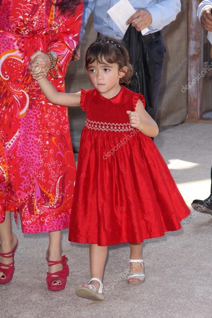 Salma Hayek's daughter Valentina Paloma Pinault – Stock