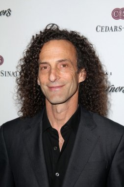 Kenny G at the Cedars-Sinai Board Of Governors Honor Barbra Streisand, Bev