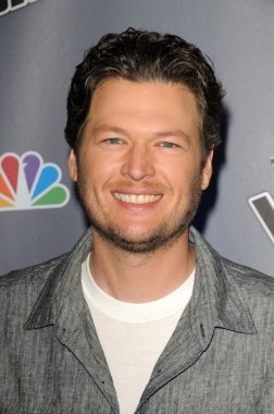 Blake Shelton at NBC's