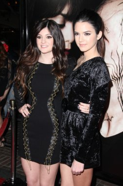 Kylie Jenner and sister