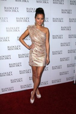 Jamie Chung at the opening of the Badgley Mischka Flagship on Rodeo Drive, Beverly Hills, CA. 03-02-11