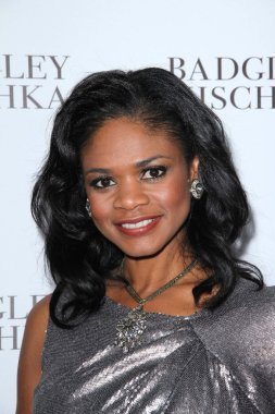 Kimberly Elise at the opening of the Badgley Mischka Flagship on Rodeo Drive, Beverly Hills, CA. 03-02-11