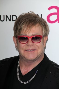 Elton John at the 20th Annual Elton John AIDS Foundation Academy Awards Viewing Party, West Hollywood Park, West Hollywood, CA 02-26-12