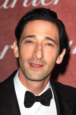 Adrien Brody at the 23rd Annual Palm Springs International Film Festival Awards Gala, Palm Springs Convention Center, Palm Springs, CA 01-07-12