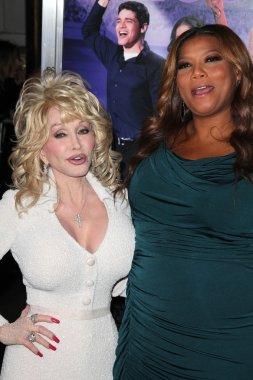 Dolly Parton, Queen Latifah
