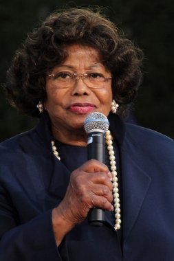 Katherine Jackson at Michael Jackson Immortalized at Graumans Chinese Theatre, Hollywood, CA 01-26-12