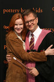 Marcia Cross and Nathan Turner