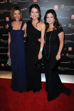 Wendie Malick, Jane Leeves, Valerie Bertinelli