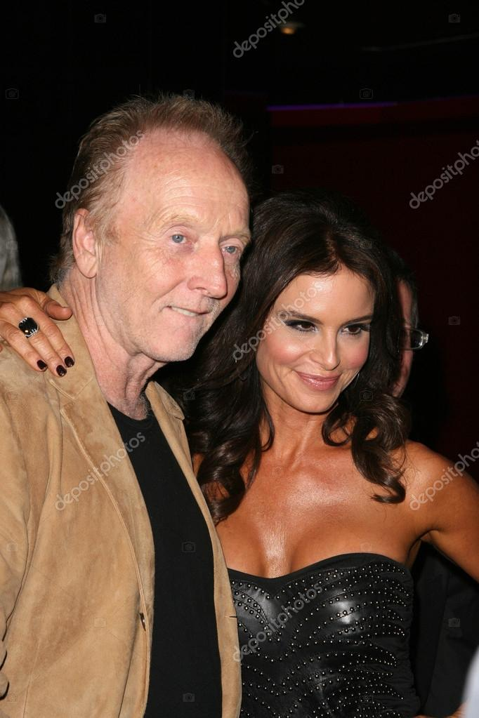Tobin Bell and Betsy Russell – Stock Editorial Photo