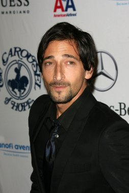 Adrien Brody at the 32nd Anniversary Carousel Of Hope Ball, Beverly Hilton Hotel, Beverly Hills, CA. 10-23-10