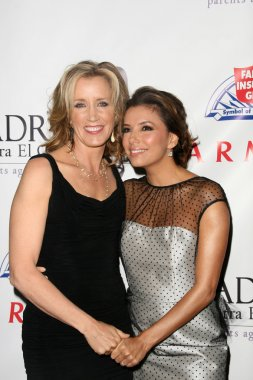 Felicity Huffman and Eva Longoria Parker