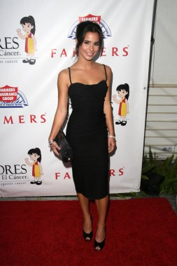 Josie Loren at the Padres Contra El Cancer 25th Anniversary Gala, Hollywood Palladium, Hollywood, CA. 09-23-10
