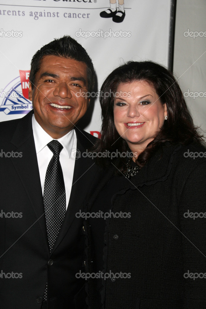 wife George lopez