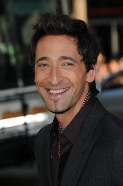 Adrien Brody at the Splice Los Angeles Premiere, Chinese Theatre, Hollywood, CA. 06-02-10
