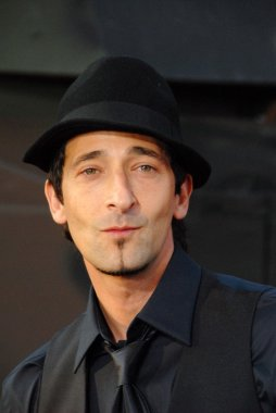 Adrien Brody at The A-Team Los Angeles Premiere, Chinese Theater, Hollywood, CA. 06-03-10