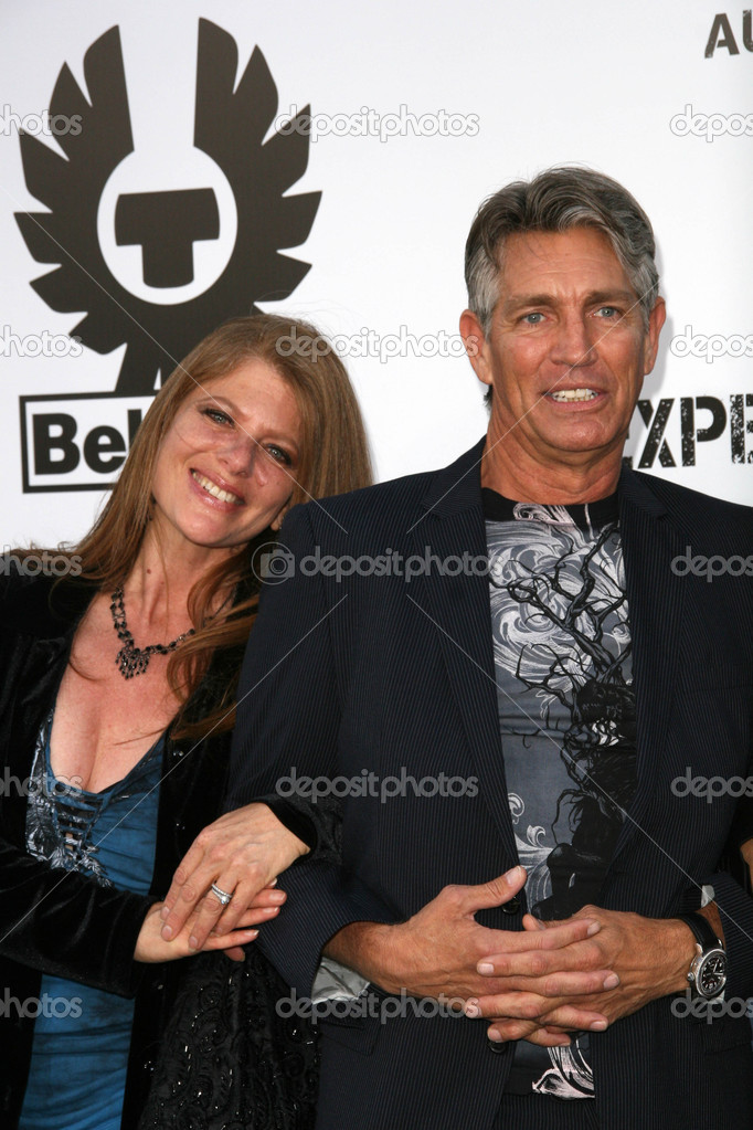 Eric Roberts And Wife
