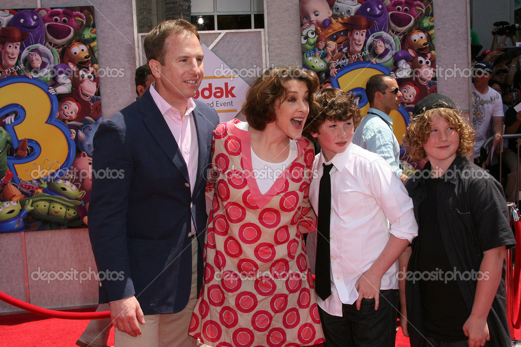 Joan Cusack at the  Toy Story 3  World Premiere El Capitan Theater Hollywood CA. 06-13-10 u2014 Photo by s_bukley  sc 1 st  Depositphotos & Joan Cusack at the