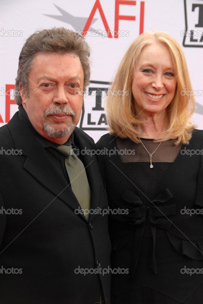 Partner tim curry Who is