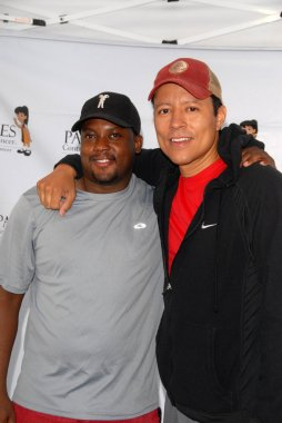 Shay Roundtree and Yancy Arias